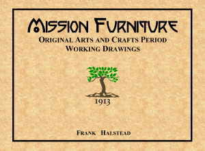 arts  crafts furniture plans